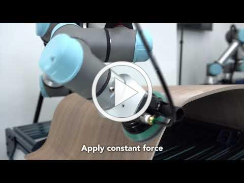 Robotiq Sanding Kit for Universal Robots