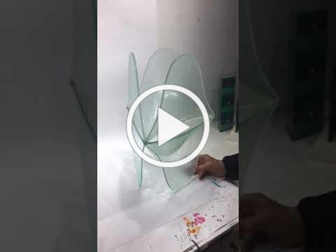 Flickinger Glassworks | Sydney Cash Two Twin Forms