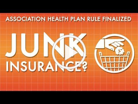 Association Health Plan Rule Finalized