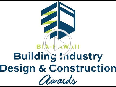 2020 The Building Industry Construction Awards Virtual Show