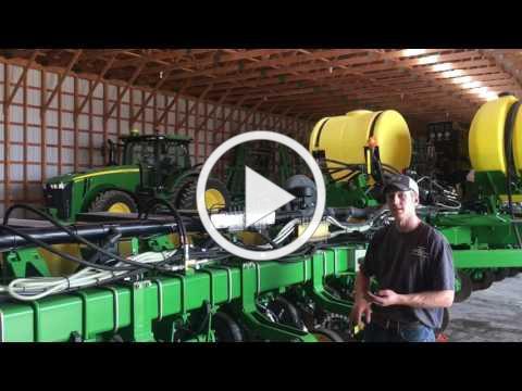 In Furrow Planter Fertilizer Fennig Equipment