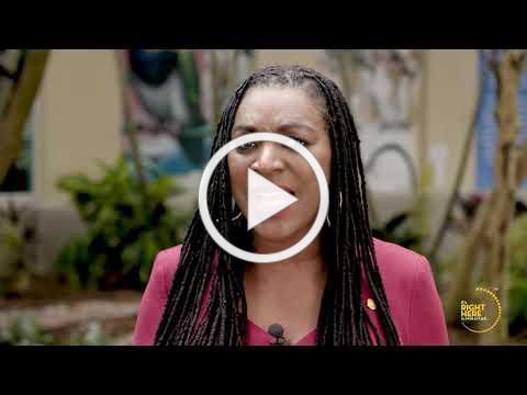 Commissioner Davis Black History Meets Reggae