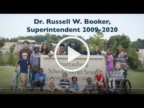 Russell Booker Retirement Slideshow