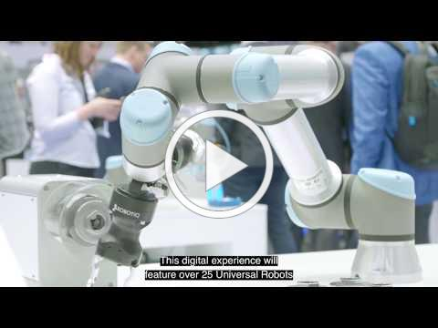 Visit the Virtual Cobot Expo July 28-30