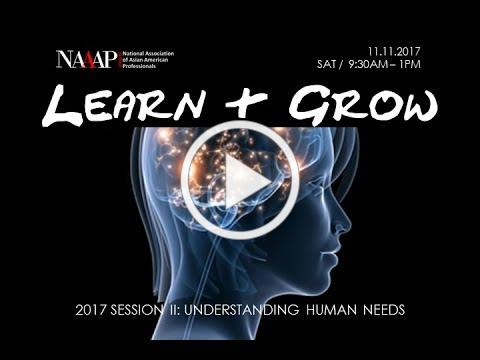NAAAP Detroit - Learn & Grow Series 2017 Session II
