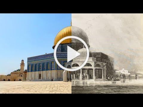 Untold Archaeology of the Temple Mount - Rare Footage