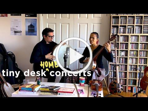 Rhiannon Giddens: Tiny Desk (Home) Concert