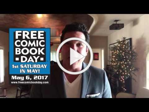 Dean Cain Wants You To Celebrate Free Comic Book Day 2017!