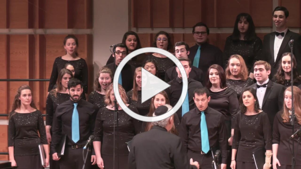 Sovevuni/Havu Lanu Yayin - Mordechai Zeira/Matityahu Shelem - Zamir Noded - Merkin Hall 12/15/19