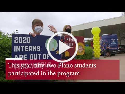Congratulations to the 2020 Plano Mayor's Interns!