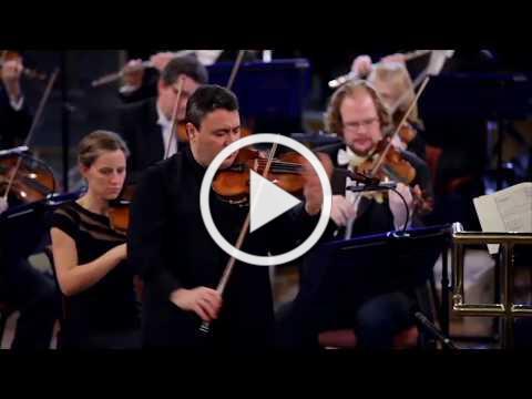 Double Bill: OPO, Maxim Vengerov & Valery Gergiev perform Tchaikovsky and Mendelssohn
