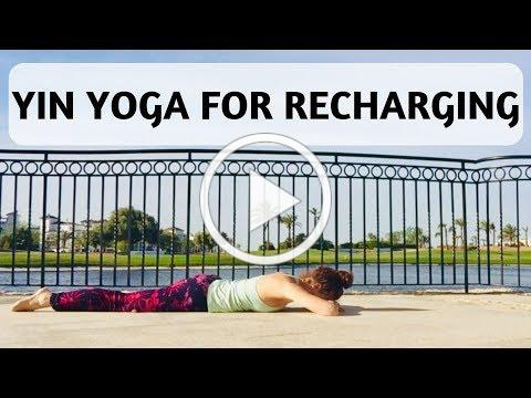 YIN YOGA FOR RECHARGING - YOGA WITH MEDITATION MUTHA