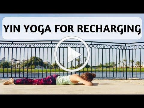YIN YOGA FOR RECHARGING - YOGA WITH MEDITATION MUTHA