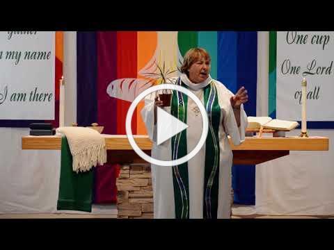 Contemporary Worship Service, October 4, Emmanuel Lutheran Church, Prescott Valley, AZ