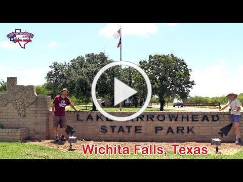 Exploring Lake Arrowhead State Park & Wichita Falls TX | RV Texas Y'all