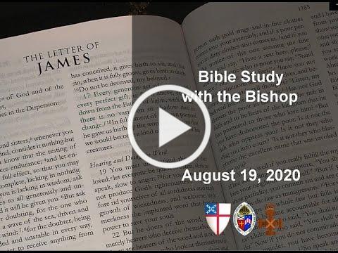 Bishop's Bible Study 8 19 20