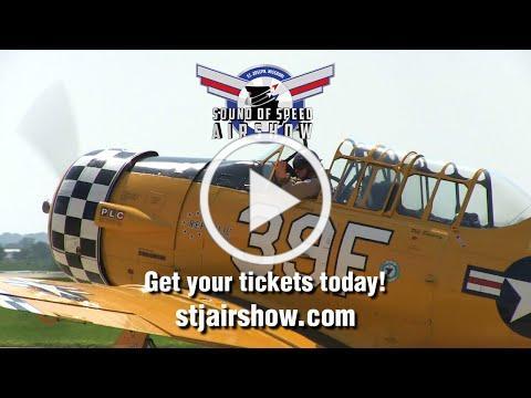 2021 Sound of Speed Airshow