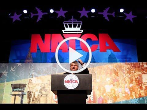 AFL-CIO President Richard Trumka, Speaking at NATCA 2018 Convention