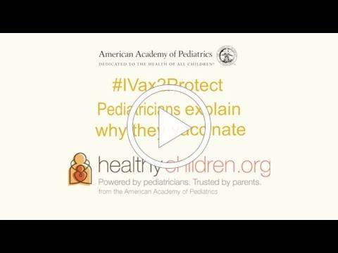 Pediatricians Share Why They Vaccinate