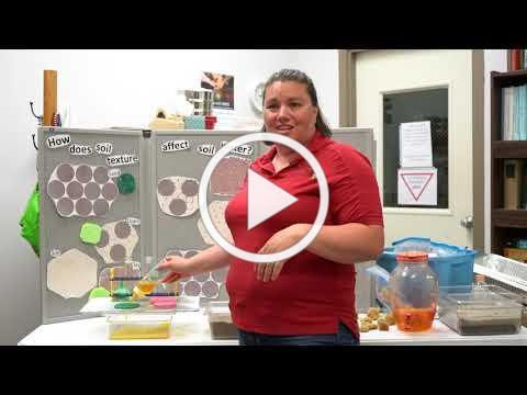 Soil Health Demonstration: Soil Texture