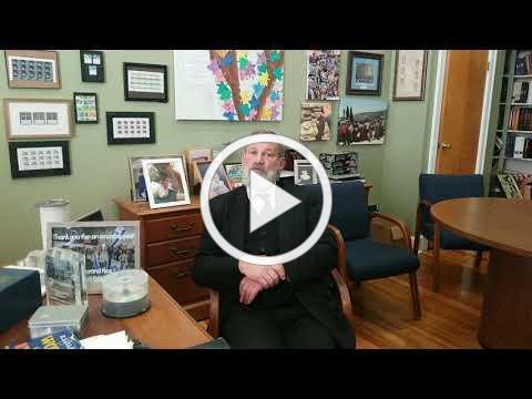 Weekly D'Var Torah from Rabbi Leizerowski