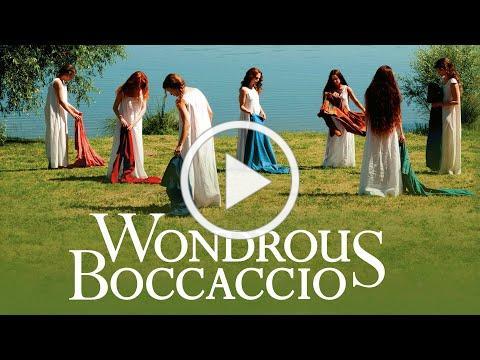 WONDROUS BOCCACCIO - OFFICIAL US Trailer