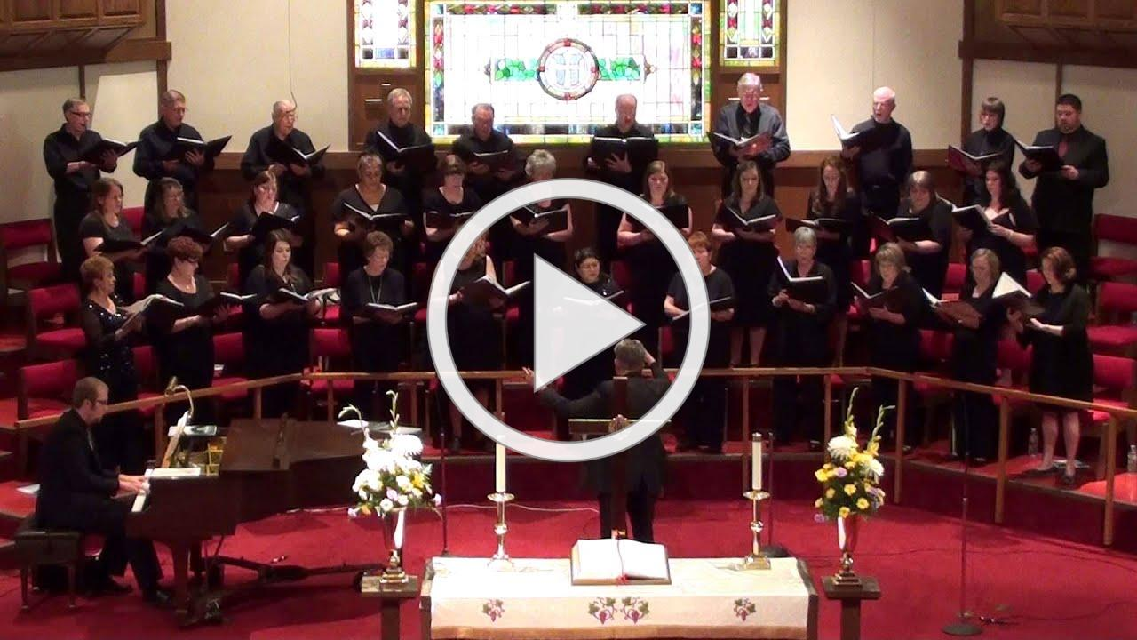 Clovis Community Chorus - Thy Will Be Done by Craig Courtney