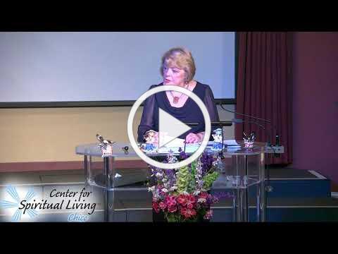Inner Peace | Rev. Carolyn McKeown-Fish