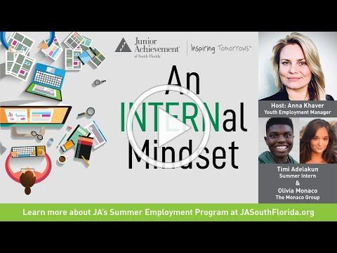 An INTERNal Mindset With Guests Timi Adelakun and Olivia Monaco