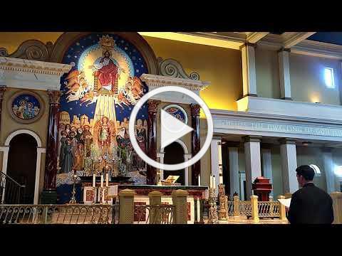 SMAParish: RE Evening Prayer (Easter Season)
