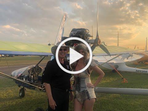 Viking 90 Fuel Burn at Sun N Fun 2019