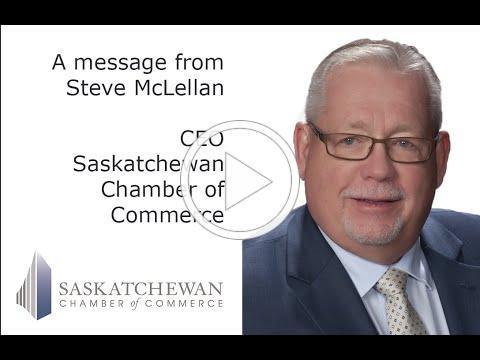 Saskatchewan Chamber CEO Update, April 2020