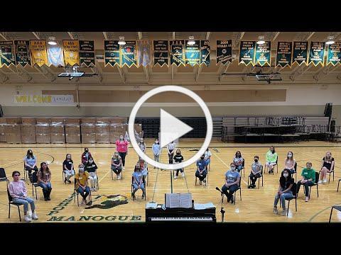 """A Million Dreams"" Collaborative Choir Performance"