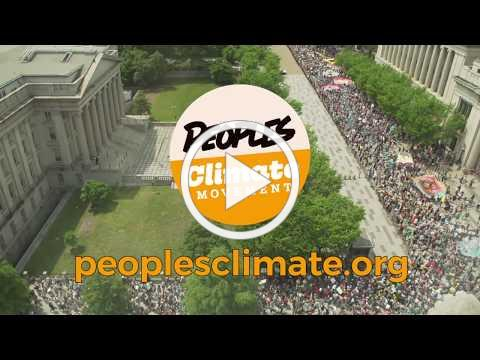 Rise for Climate, Jobs, and Justice