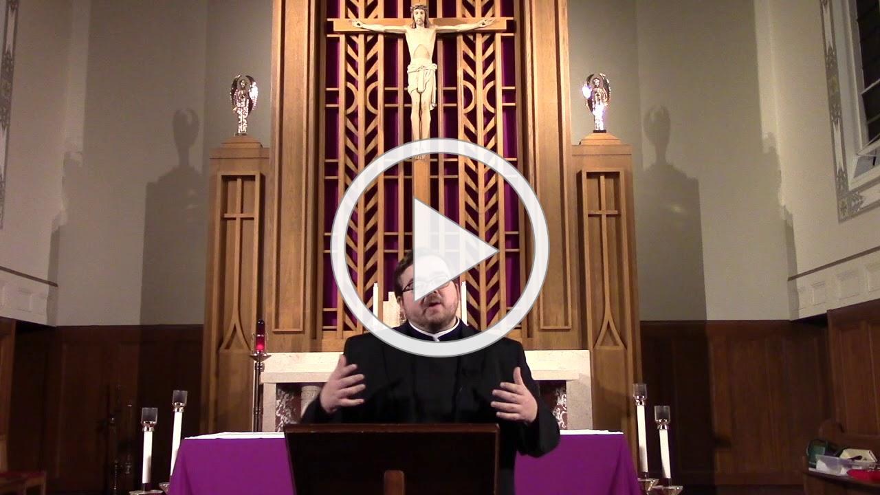 Virtual Parish Mission: Part 3