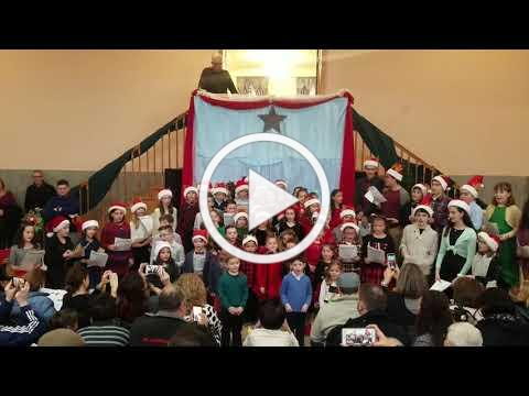 Fuori i Rami D'Agrifoglio, 2018 Christmas Village, Italian Language Program Presentation
