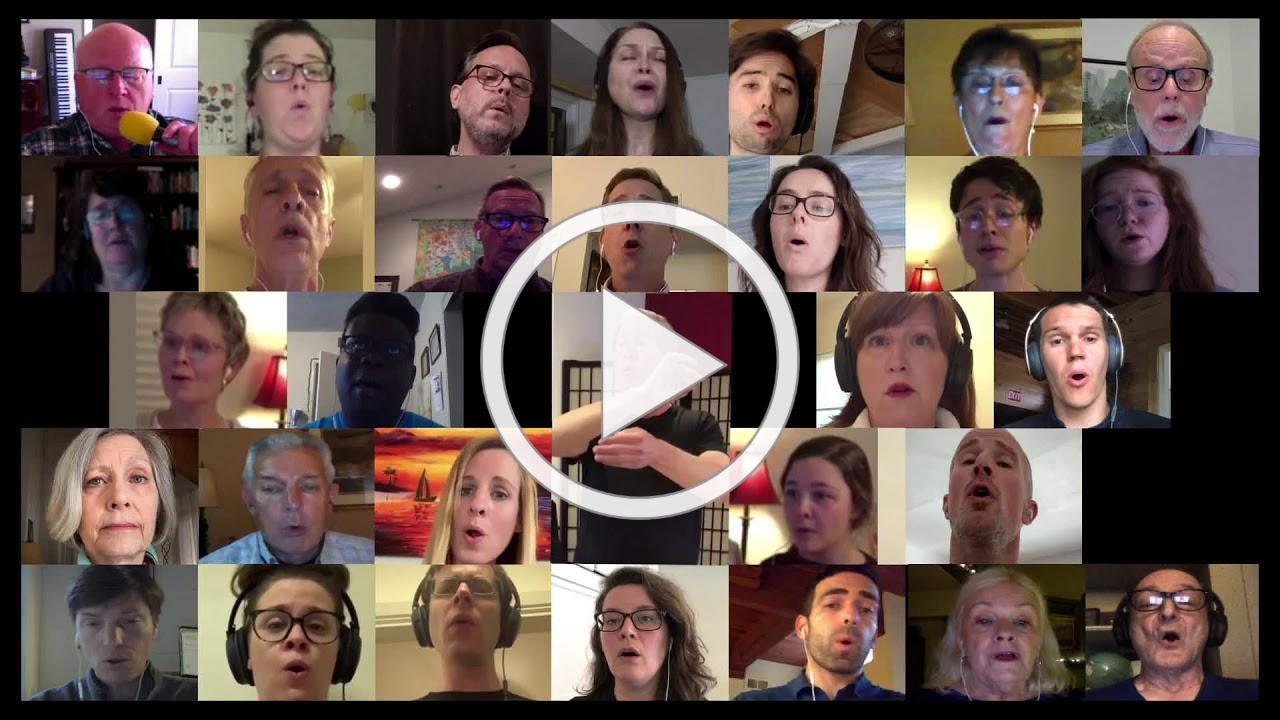 Ubi Caritas Virtual Choir