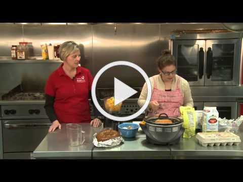 What's Cooking New Ulm w/ Rebecca & Guest Amanda Masse Gluten Free Pumpkin Pie #103 1