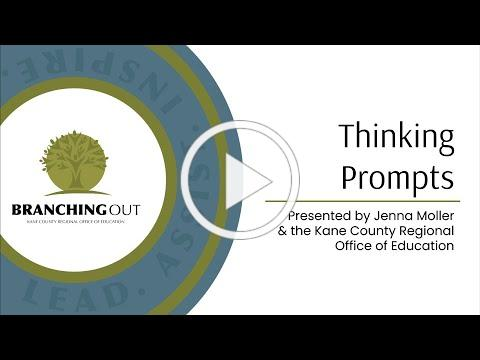 Branching Out: Thinking Prompt