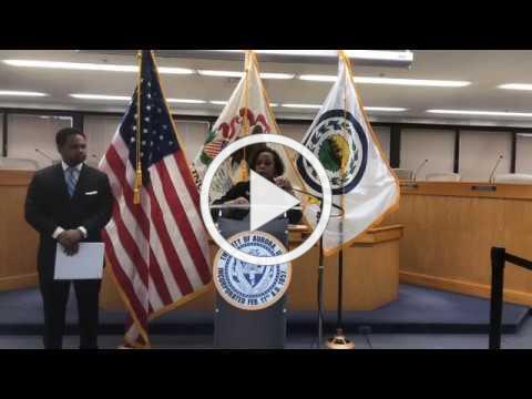 Emergency Media Briefing March 16