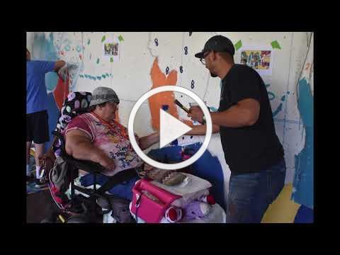 Community Mural Painting - Aug 22 2019