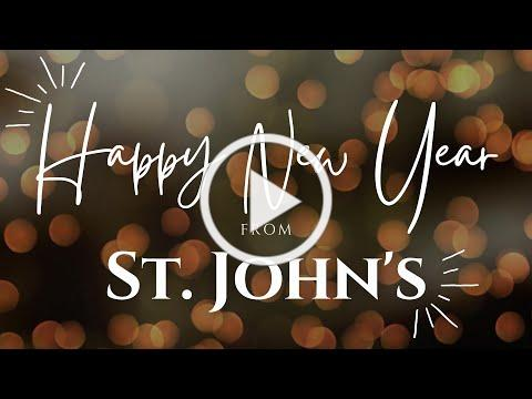 New Year's Day Prayer from Pastor Pam