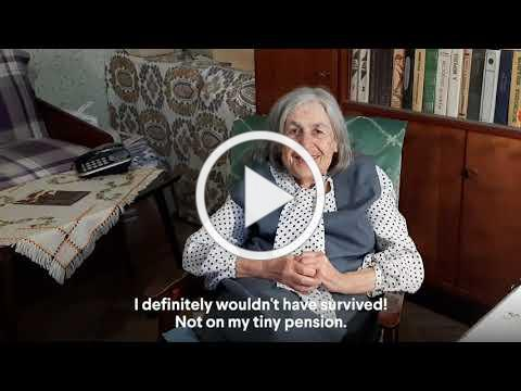 """""""A Light in the Window"""": Sofia's Story"""