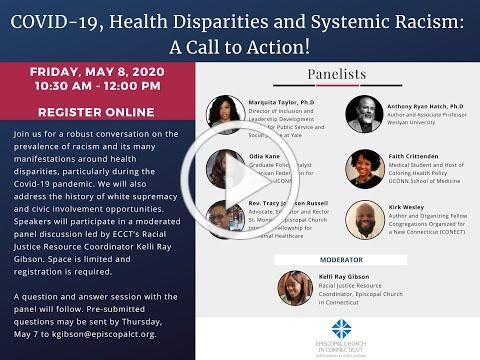 Covid-19, Health Disparities, and Systemic Racism: A Call to Action!