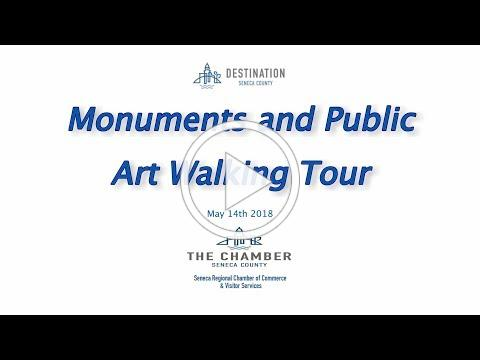 Monuments and Public Art Walking Tours - May 12th 2018
