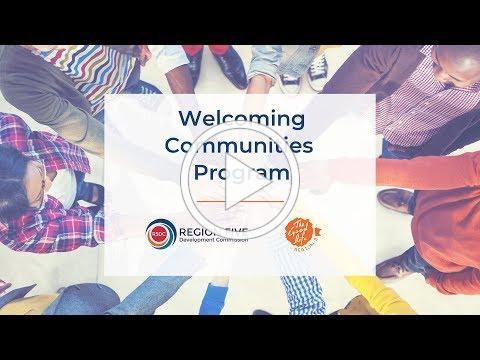 R5DC's Welcoming Communities Program
