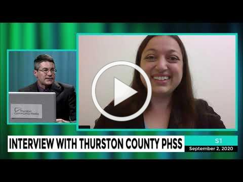 Interview with Dr. Dimyana Abdelmalek | Stay Safe, Thurston County