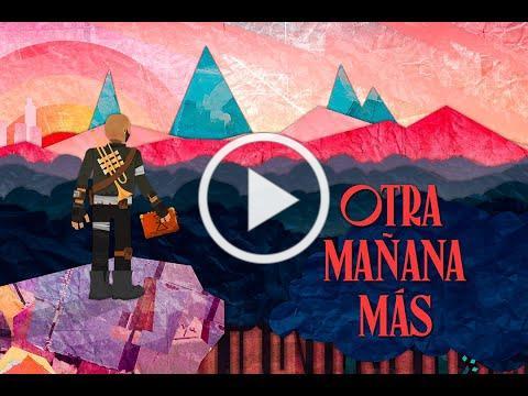 Santiago Cruz - Otra Mañana Más (Video Animado Oficial)