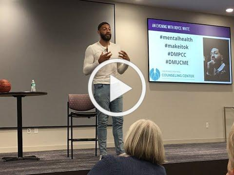 Rebound with Courage, an Evening with Royce White