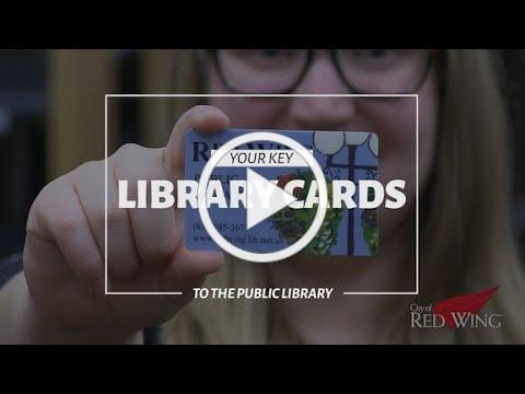 Your Key to the Red Wing Public Library